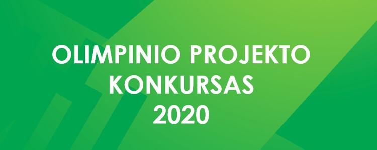 Olimpinio projekto konkursas