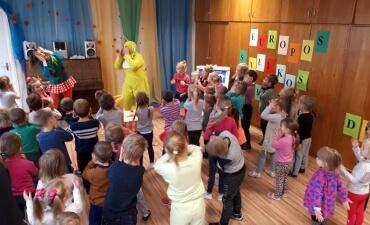 """Europos sveikos mitybos diena Kairių lopšelyje-darželyje """"Spindulėlis"""""""