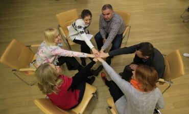 Olimpinės kartos mokymai pedagogams 2018