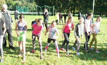 Kelmės rajono moksleivių rudens kroso varžybos