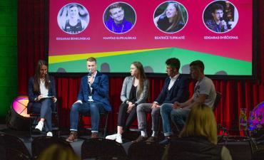 Olimpinio švietimo forumas 2019