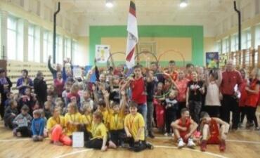 Mokyklos olimpinės žaidynės