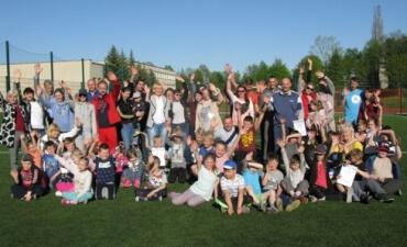 Šeimos sporto šventė