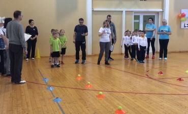 Kretingos rajono Kurmaičių pradinėje mokykloje – Lietuvos mažųjų žaidynės