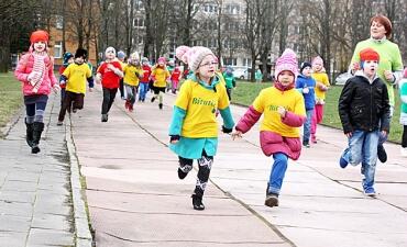 """Pasaulinė sveikatos diena Mažeikių """"Žilvityje"""""""