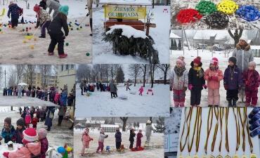 Žiemos olimpinė sporto šventė